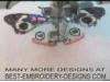 Obrázek k videu Motýlek jak vyšitý