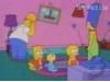 Simpsonovi - gaučové scény