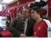 Obrázek k videu Tomáš Rosický otevřel obchod