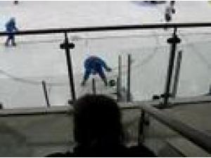 Hokej - dost drsný sport