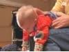 Jak muži hlídají děti