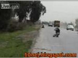 Řízení dopravy v Iráku