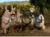 Ovečka Shaun - Farmářka